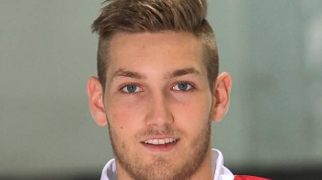 Hokejista Filip Haman.