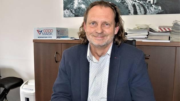 Mikulovský starosta a senátor Rostislav Koštial