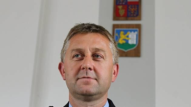 Novým velitelem republikových policistů v okrese Břeclav je Marián Žák.