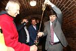 Americký velvyslanec Andrew Schapiro zavítal do Moravské Nové Vsi.