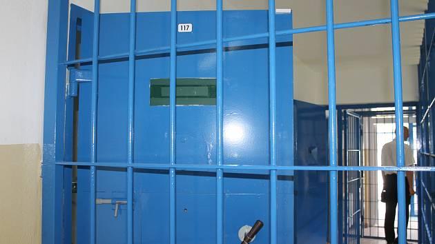Věznice v břeclavské městské části Poštorná.