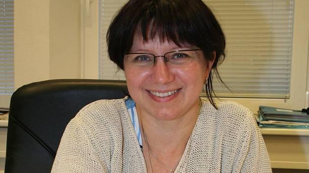 Jaroslava Schejbalová z TOP 09.
