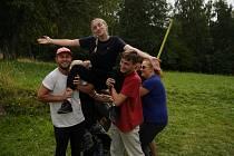 Studenti z gymnázia ve Velkých Pavlovicích vyrazili v projektu Erasmus na Slovensko.