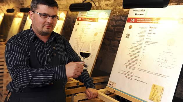 Novou expozici Salonu vín se stem nejlepších vzorků pro rok 2018 otevřou ve Valticích 27. ledna.