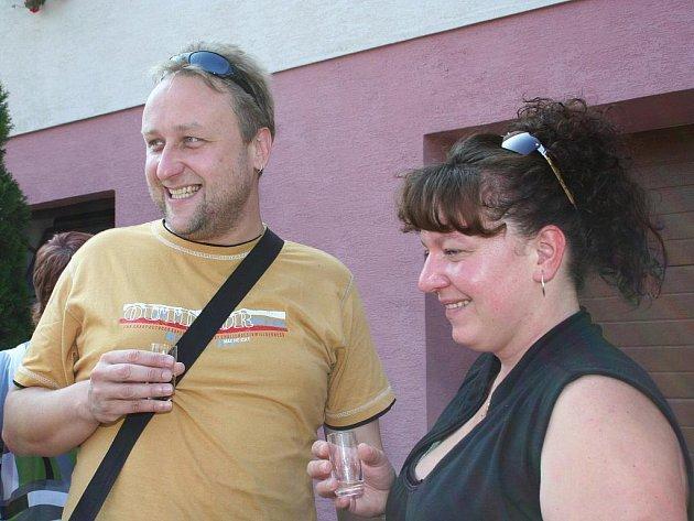 Dvaadvacet vzorků vín a desetikilometrová trasa. Tak vypadal již šestý ročník soutěže nazvané Vinařská stezka, která se konala v Pavlově.