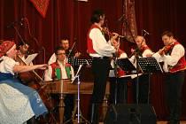 Cimbálovka Vonica oslavila třicet let.