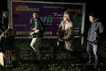 Velkou říjnovou rockovou revoluci odpálí Muchaha