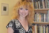 Hustopečská spisovatelka Markéta Harasimová.