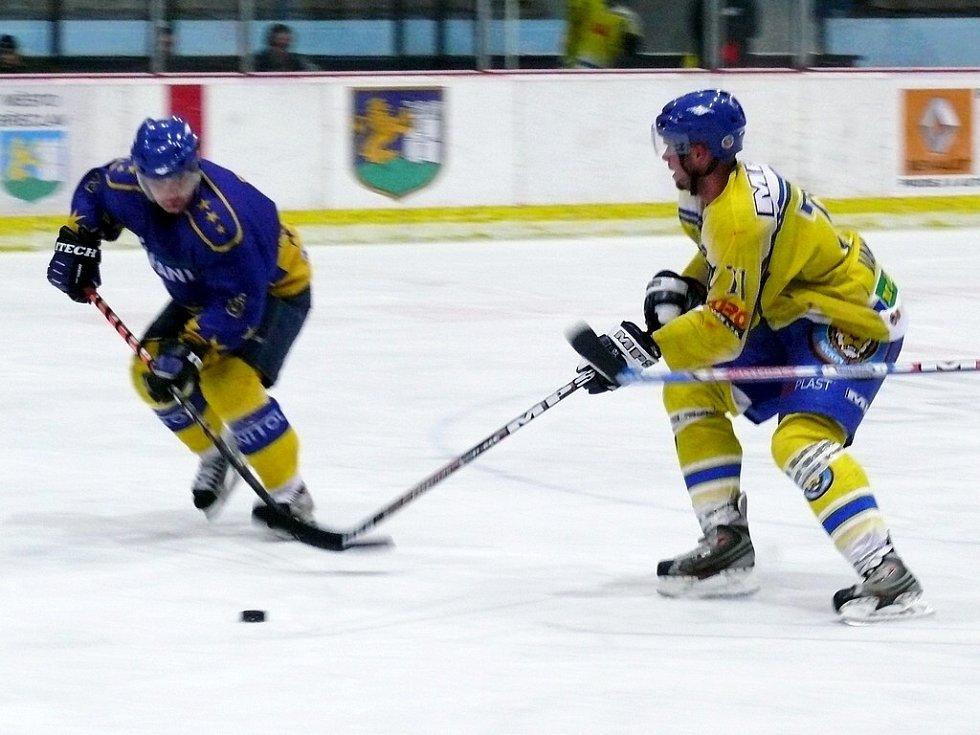 HC Břeclav – HC TJ Šternberk