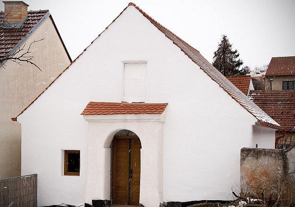 Vinný sklep z počátku osmnáctého století ve Velkých Pavlovicích.