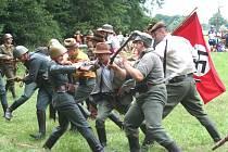 Pohansko se vrátilo o sedmdesát let zpět - do doby mobilizace a mnichovské zrady