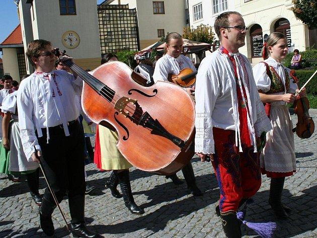 Festival Sousedé v Mikulově - ilustrační foto.