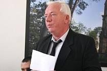 Ředitel Josef Drobilič.