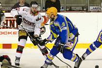 Další těsnou porážku si připsali břeclavští hokejisté na ledě třetí Techniky Brno.