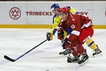 Břeclavští hokejisté si z ledu favorita přivezli vysokou porážku 2:7.