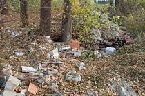 Jedenáct spoluvlastníků orné půdy u Ladné už rok marně řeší problém, který jim způsobil někdo jiný. Někdo, kdo zavezl bývalou hrázku, jež k jejich pozemkům patří, stavební sutí. Nepomohly dokonce ani fotografie, na kterých je vidět auto při vyvážení suti.