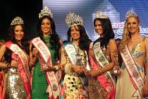 Česká studentka uspěla v soutěži krásy.