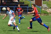 Memoriál Františka Harašty přinesl opět špičkový dorostenecký fotbal.