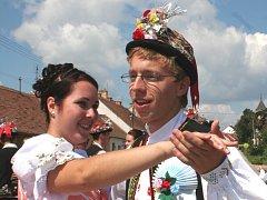 Tradiční krojované hody a košty vína patří ke společenskému životu v Šakvicích. Akce často organizuje mládež. I proto obec získala titul Vesnice roku 2013.
