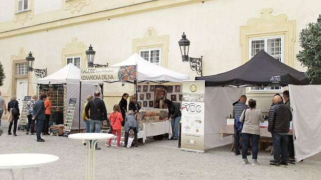 Ve Valticích se konaly tradiční Valtické vinné trhy.