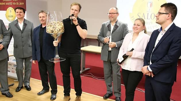 Tři vinařství ze Znojemska jsou v Salonu vín