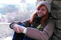 Tereza Pláteníková strávila v Estonsku tři a půl měsíce.