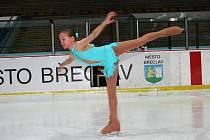 Krasobruslařka Veronika Paličková