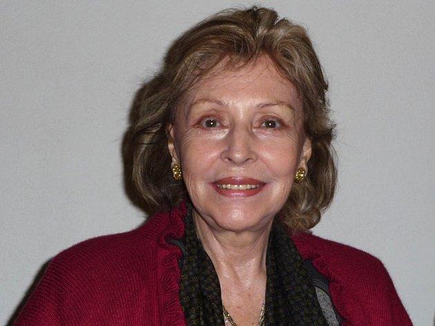 Argentinská princezna Mercedes von Dietrichstein.