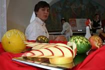 Mikulovské učiliště lákalo žáky devátých tříd na gastronomické učební obory.