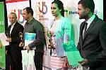 Nejlepší reprezentanti okresního sportu byli vyhlášeni na dvouhodinovém galavečeru pořádaném Regionálním sdružením České unie sportu v Multifunkčním kulturním středisku zámku Lednice.