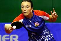 Břeclavská hráčka Aneta Kučerová oblékla reprezentační dres.