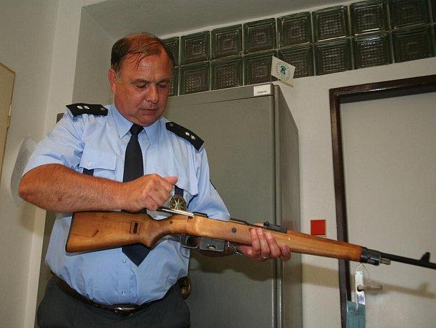 Zbraňová amnestie na Břeclavsku