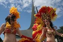 Karneval v ulicích. Po Moravském dnu v režii předchozího vedení radnice vsadila současná garnitura na show ve stylu brazilského karnevalu. Vrcholem dne byl průvod městem.