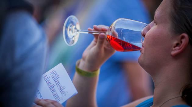 Pálavské vinobraní v Mikulově láká na hvězdy.