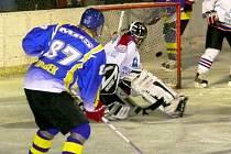 Břeclavští hokejisté uspěli i ve druhém semifinálovém utkání.