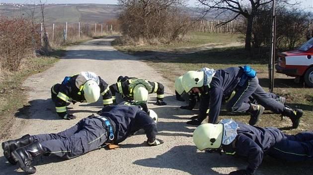 Bořetičtí dobrovolní hasiči