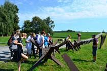 Přírodní parky Dolního Rakouska poznávali studenti hustopečského gymnázia.