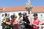 Turisté přes léto s oblibou navštěvují Břeclavsko a hlavně Mikulov. Kvůli tamním památkám i vínu.