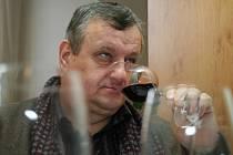 Miloš Michlovský obhájil se svou firmou Vinselekt Michlovský loňské prvenství v soutěži Grand Prix Vinex 2010.