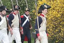 Do Valtic se vrátil Napoleon.