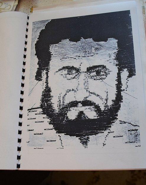 Karikatury Václava Ernesta ze Staroviček