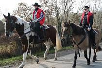 Hubertova jízda je pro milovníky koní velkým svátkem. Platilo to i v Lednici.