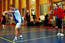 Na 5. ročníku novoročního turnaje se v Břeclavi sešlo 54 nadšenců z řad amatérů.