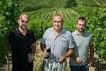 Vinařství roku je vinařství Škrobák z Hodonínska