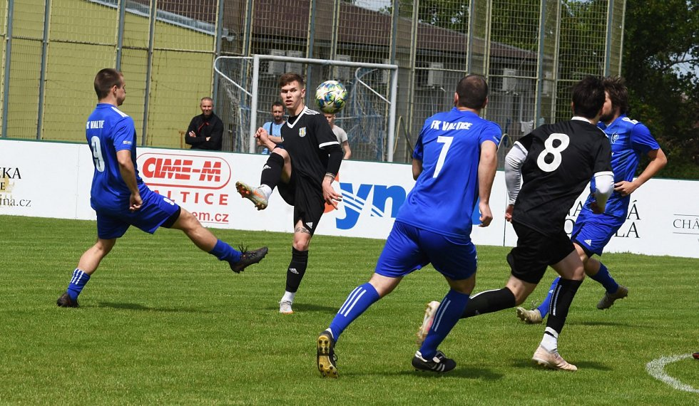 Fotbalisté MSK Břeclav nastříleli Valticím v přípravném duelu jedenáct gólů.
