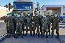 Břeclavské nemocnici vypomůžou příslušníci armády.