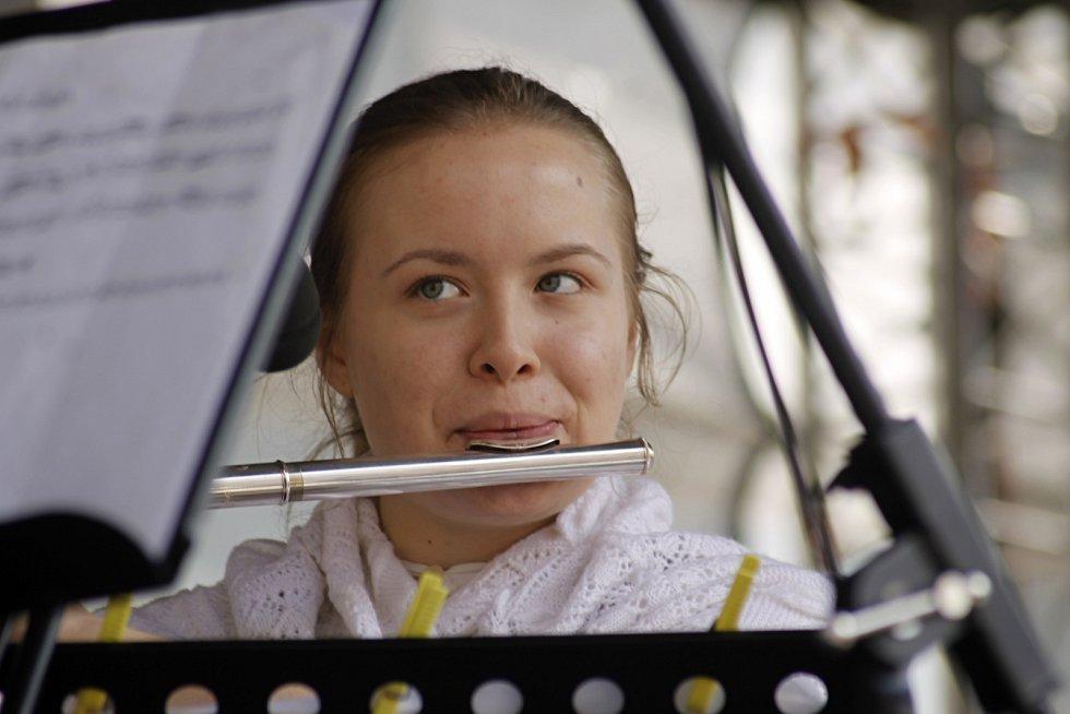 V Mikulově se uskutečnil dvoudenní folklorní festival Pod taneční horou.