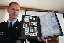 Náměstek břeclavského policejního ředitele Vladimír Kučera.