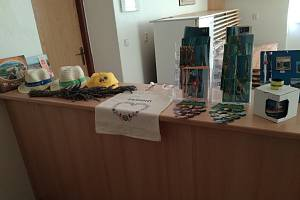 Turistům i místním slouží ve Strachotíně nové informační centrum
