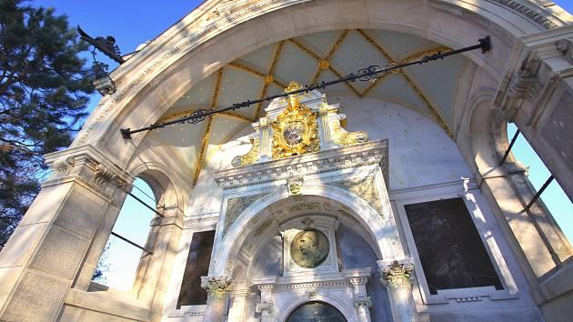 Hrobka Ignaze Kuffnera.
